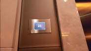 Kone Polaris KSS900 Hall Destination Floor Indicator