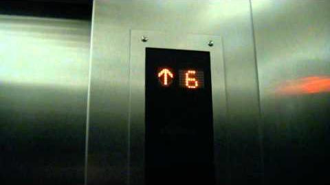Mitsubishi Traction Elevators at Hotel Fonton East Tower, Ixtapa, Mexico