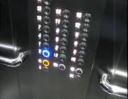 OTIS Gen2 2000 buttons