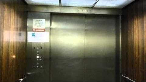 Interesting Doolan Traction Elevators @ Park Ave Professional Building, Falls Church, VA