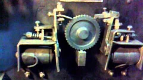 Old elevator controller ARMOR