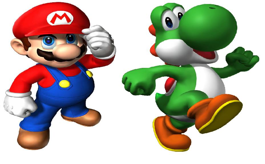 mario vs yoshi  elhs character contest wiki  fandom