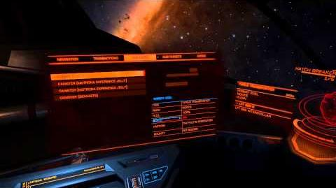 elite dangerous limpet how to use