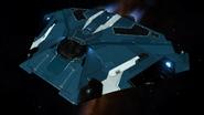 Cobra MK III - Profile