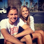 Kyle and Carly