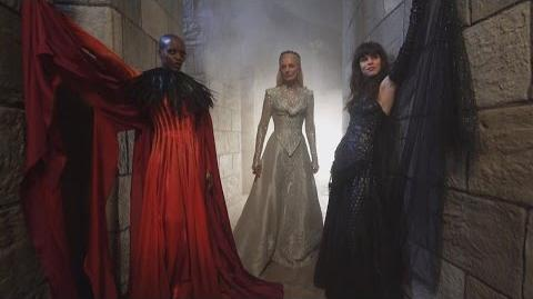 'Emerald City' Meet Oz's Witches!