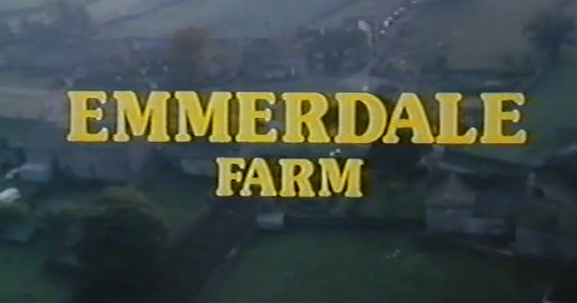 opening and closing titles and logos since 1972