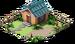 Small Island Hut