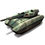 Mobile stealth tank