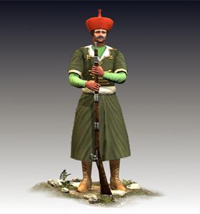 qizilbashi musketeers empire total war fandom