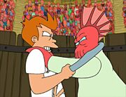 Futurama 209 - Why Must I Be a Crustacean in Love