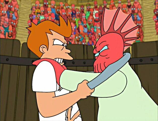 File:Futurama 209 - Why Must I Be a Crustacean in Love .jpg