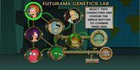 Futurama Genetics Lab