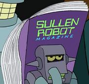 SullenRobotMagazine