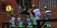 Robot Santa's Elves