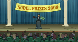 Nobel Prize Award Ceremony 2308