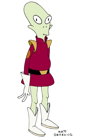 Image result for futurama kif
