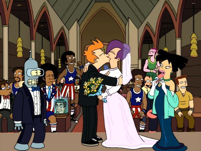 Футурама свадьба и секс смотреть онлайн в hd 720 качестве  фотоография