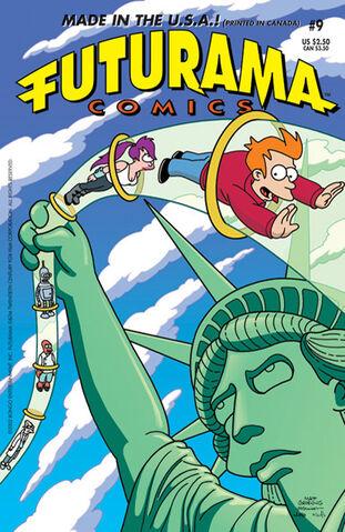 File:Futurama-09-Cover.jpg