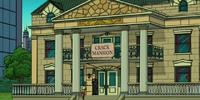 Crack mansion