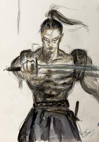 MOA samurai
