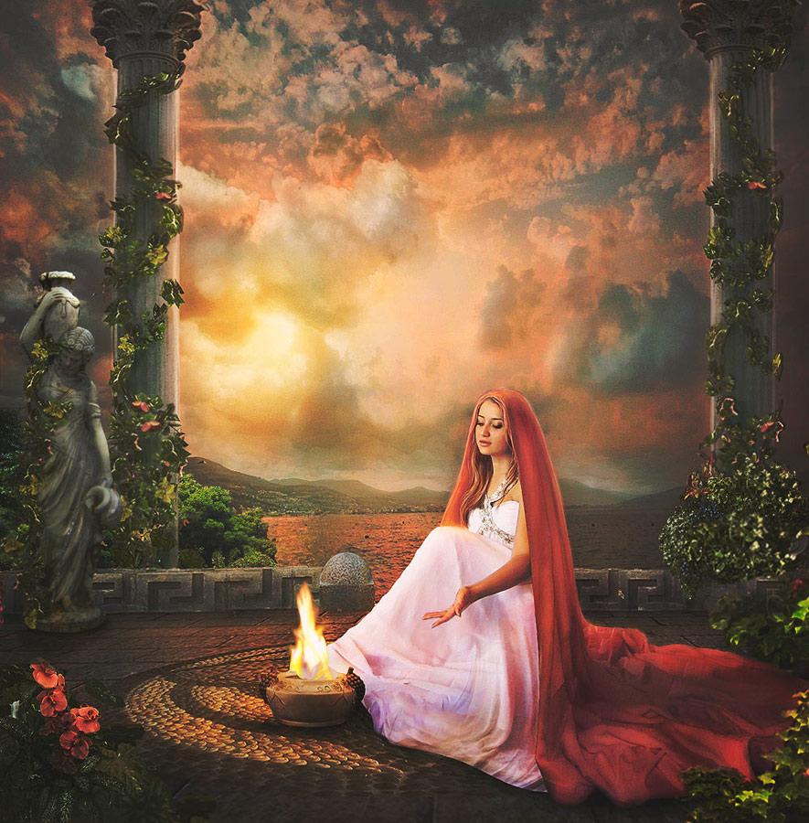 Hestia Mythology Wiki Fandom Powered By Wikia