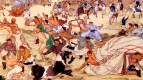 History of the Donghu Tribe