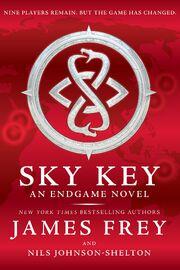 Sky Key Cover