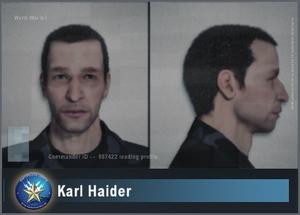 Karl Haider