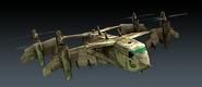 Cargo Heli-V120 Valkyrie-JSF