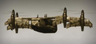 V-120 Valkyrie