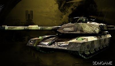 M5A2 Schwarzkopf T 100 Ogre Endwar Wiki