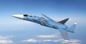 Su-27KM