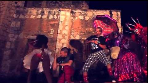 Amara La Negra Ft Fuego, Jowell & Randy & Mas -- Ayy Producer By Dj Kevin El Rompe Discotekas