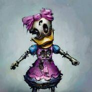 Animatronic Daisy Epic Mickey Wiki Fandom Powered By Wikia
