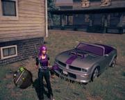 Marisa's Car