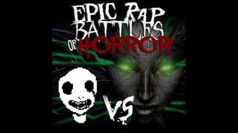 SHODAN vs ImScared Instrumental - Epic Rap Battles of Horror Season 4 Finale