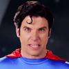 Superman In Battle