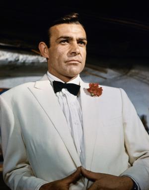 James Bond Sean Connery Based On