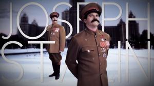 Joseph Stalin Title Card