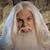 EL as Gandalf White