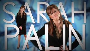 Sarah Palin Title Card