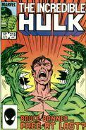 A Hulk Comic Cover