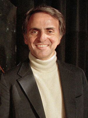 Carl Sagan Based On