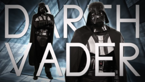Darth Vader Title Card