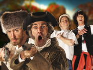 Lewis and Clark vs Bill and Ted Thumbnail