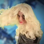 Lady Gaga In Battle 2
