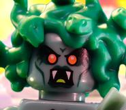 Medusa Cameo