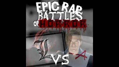 A v. L Instrumental. Epic Rap Battles of Horror Season 5