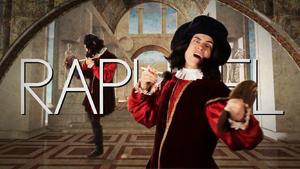 Raphael (Artist) Title Card